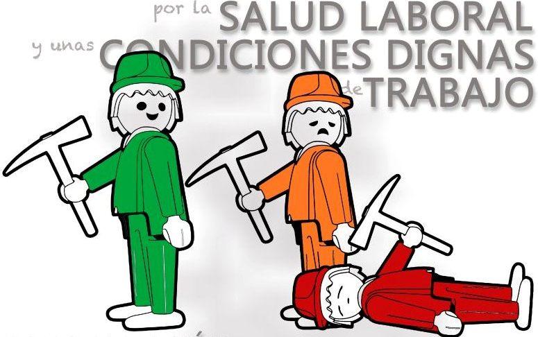 Cartel Salud laboral