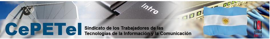 CePETel - Sindicato de los Trabajadores de las Tecnologías de la Información y la Comunicación
