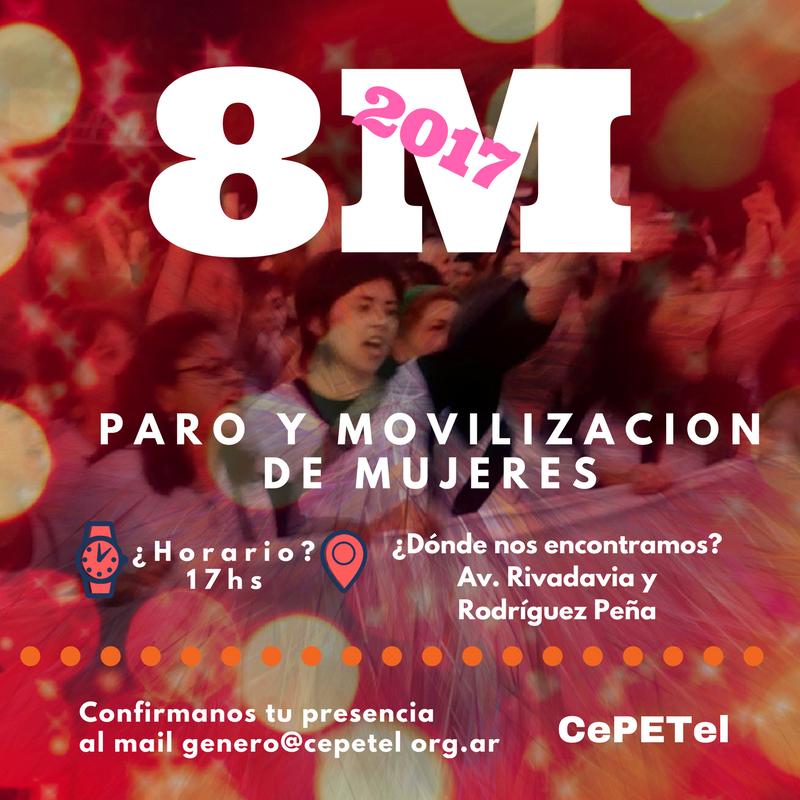 8M movilizacion