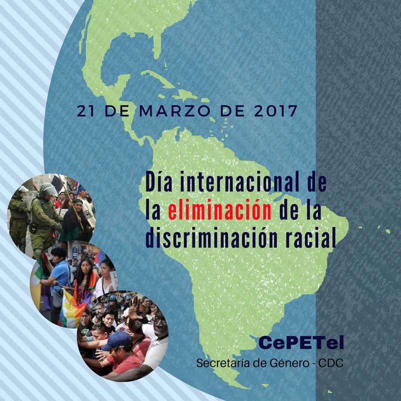 Día Internacional de la Eliminación de la Discriminación Racial-l