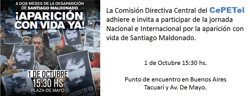 Jornada 1-octubre Plaza de Mayo