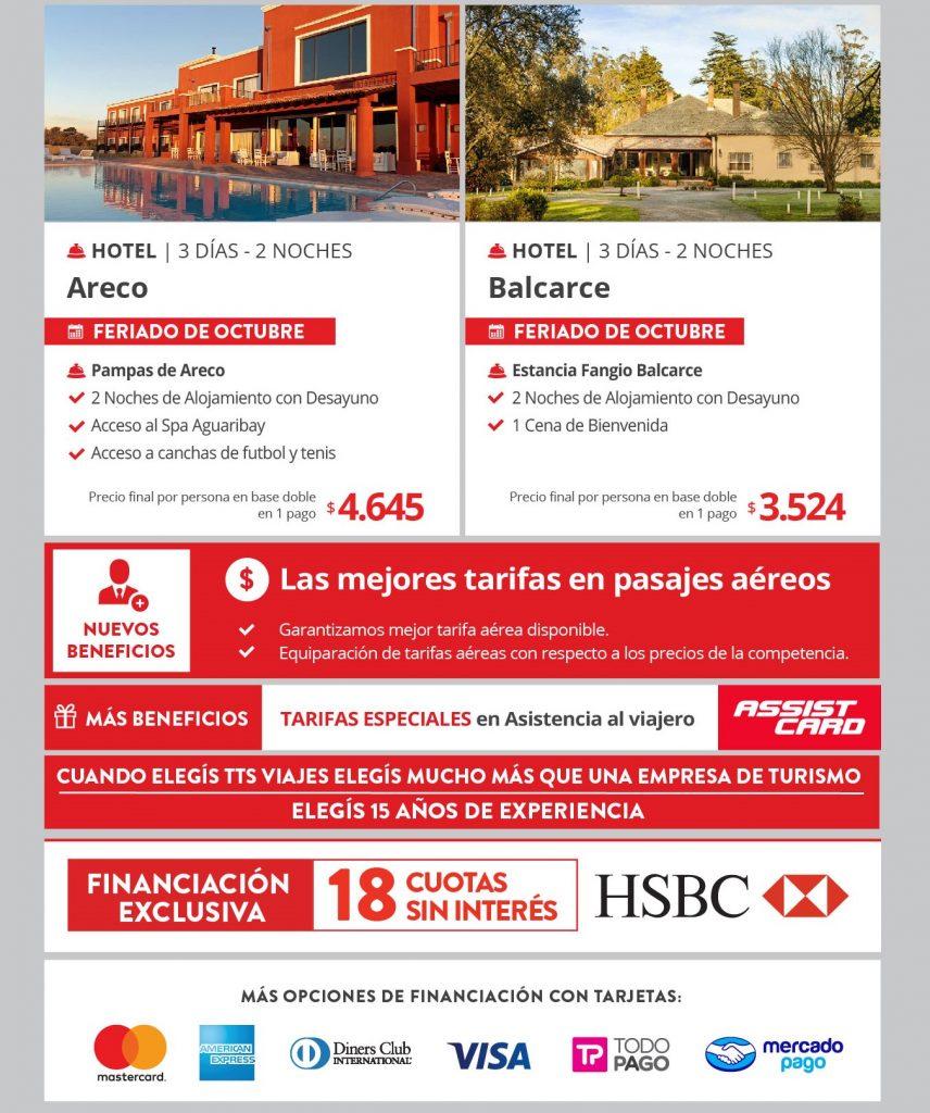 Especial hoteles 3 - TTS Viajes CePETel