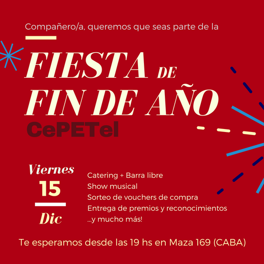 Red Illustrated Sparkles Fiesta Invitation (1)
