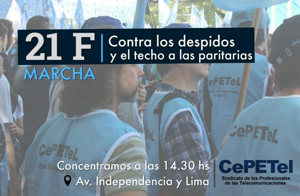 Marcha #21F