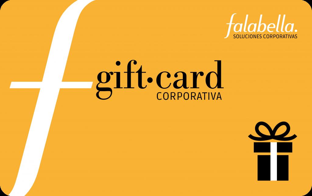 Gift card . Falabella