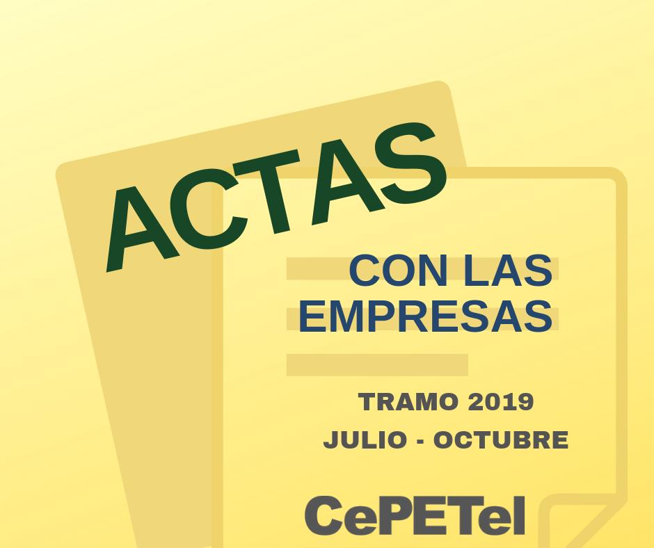 Actas-19