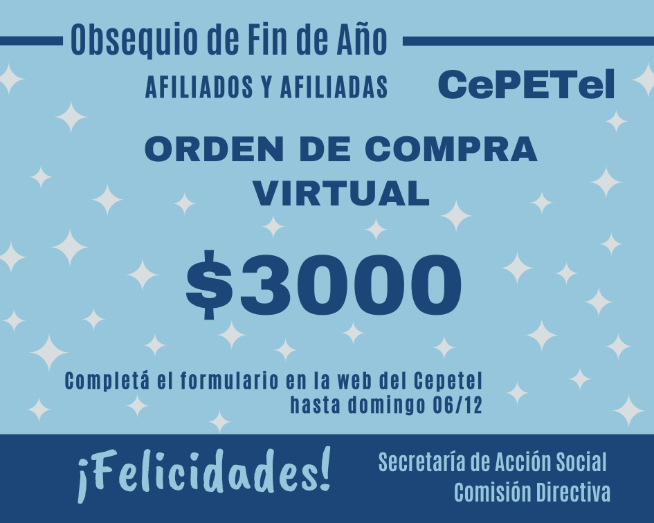 Beneficio de Fin de Año