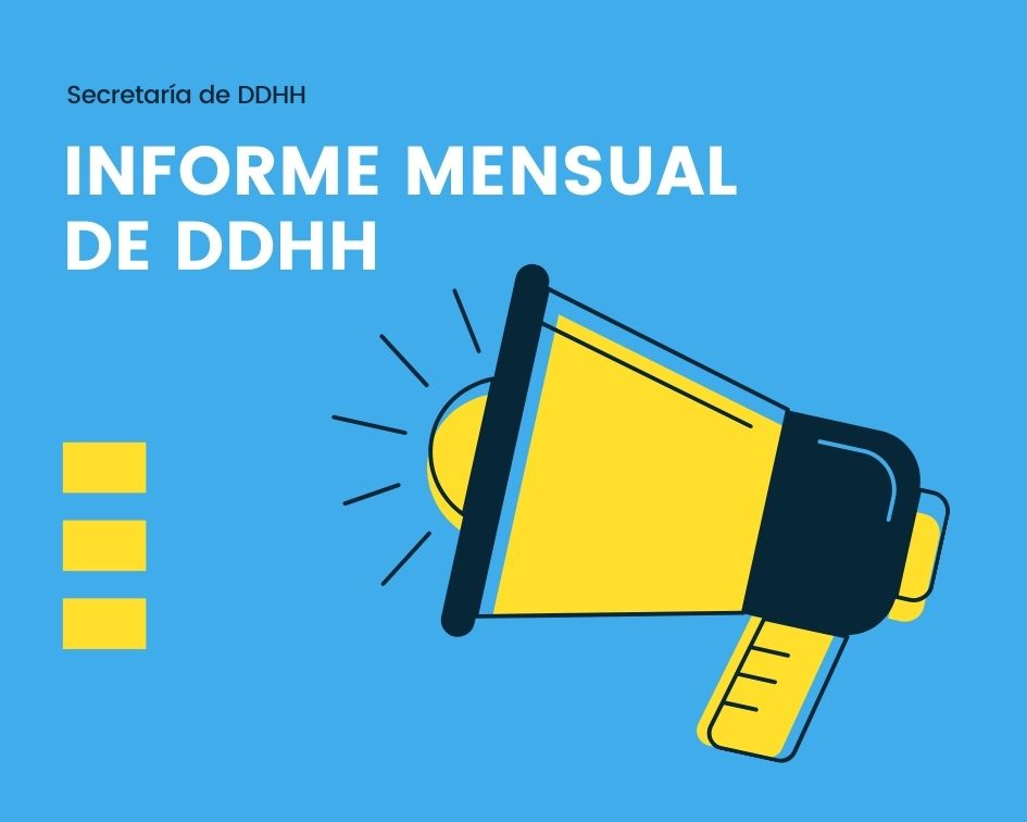 Informe DDHH ENERO 2021