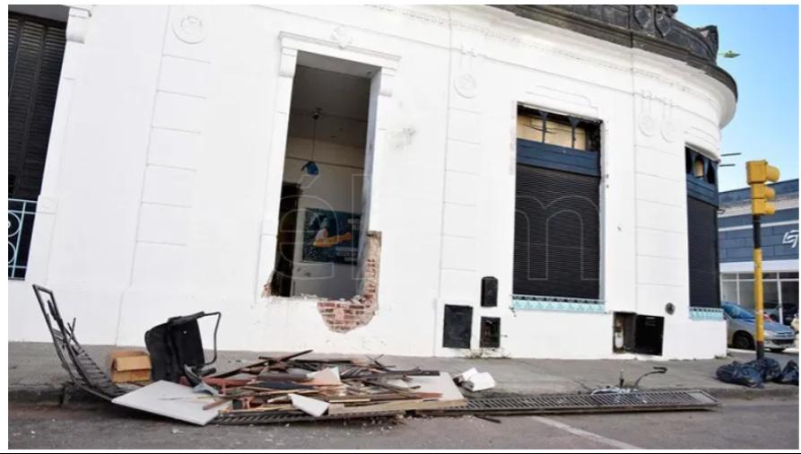 Repudio del CePETel al atentado contra un local del Frente de Todos en Bahía Blanca
