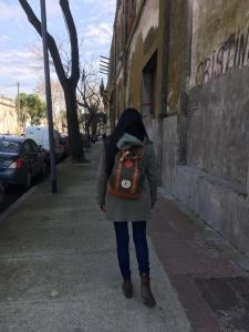 9-Caminar libre sin miedo de Elisa Ronco