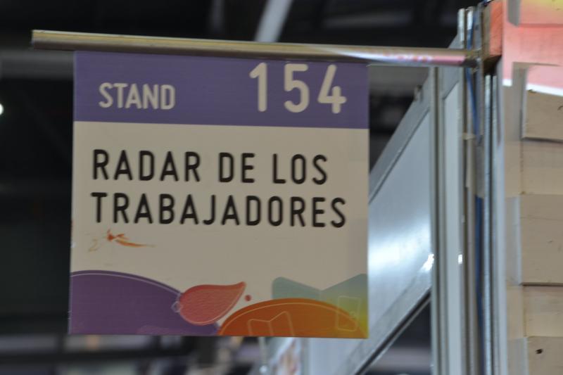 Stand 154 en la Feria del Libro 2019